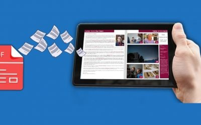 Magazine App for iPad for your Business Development