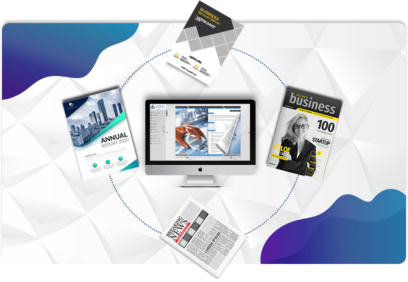 What is a flip book software?