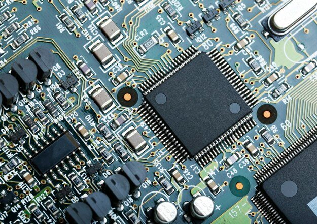 5 Different Types of printed circuit board or PCB